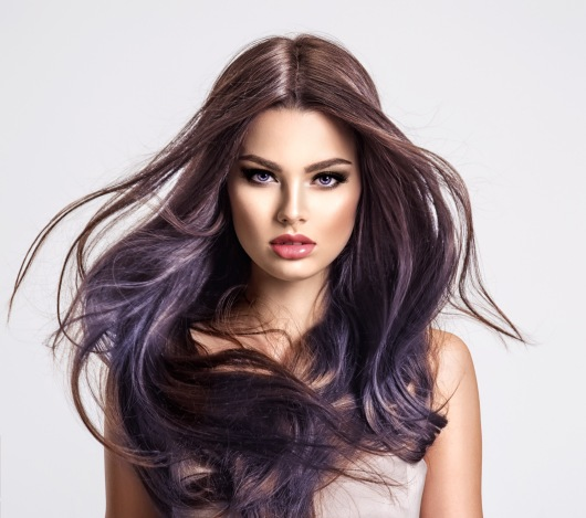 ombre lace wig, lady, beautiful, long hair, lace front wig, celebrity, cute, human hair wig